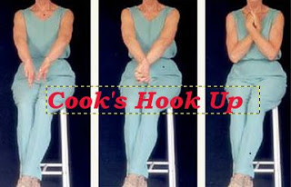 COOK'S HOOK UP – CORRECTION DE LA SUR-ENERGIE DE COOK